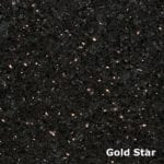 Gold Star Granite Sample