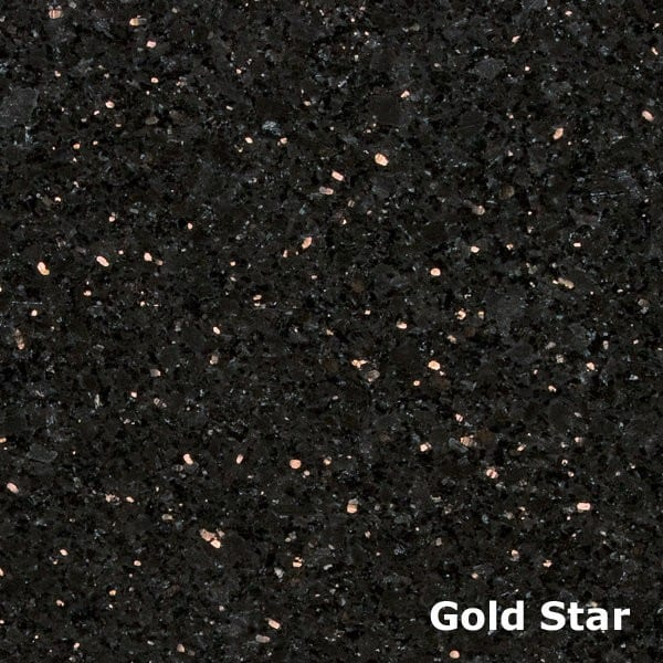 Gold Star Granite Sample